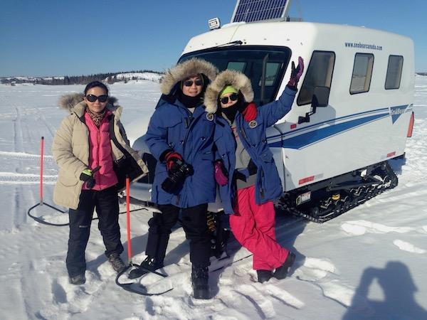 Snowbear group photo